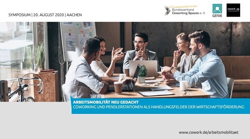 Coworking als Handlungsfeld der Wirtschaftsförderung