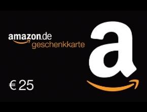 Amazon-Prämie 25 Euro
