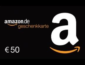 Amazon-Prämie 50 Euro